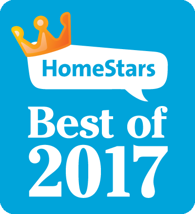 Thank You Homestars For Recognizing Us 5 Years In A Row And To Our Clients Their Amazing Reviews