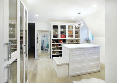 Belvenia Closet by The Expert Touch Interior Design
