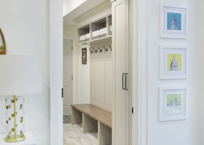 Belvenia Laundry Room by The Expert Touch Interior Design