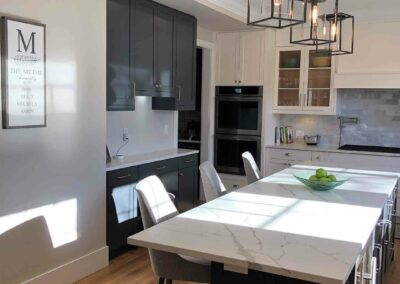 Ingledene Kitchen by The Expert Touch Interior Design