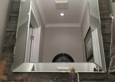 Pleasant View Master Bathroom by The Expert Touch Interior Design