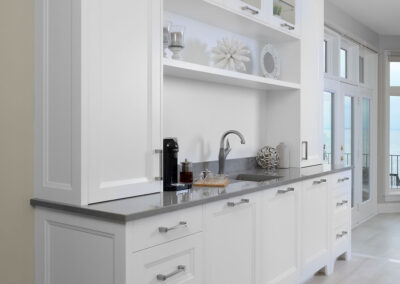 Lakeshore Kitchen Renovation by The Expert Touch Interior Design
